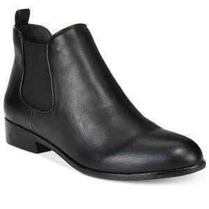 American Rag Desyre Chelsea Booties Black Size 8.5